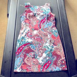 PLUS-NWOT Connected Apparel dress size 16